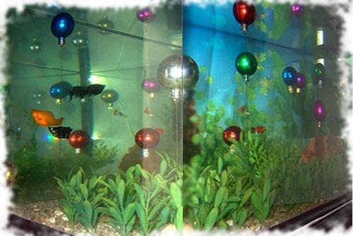 Костюм новогодней елочДонный фильтр в аквариуПоделки для