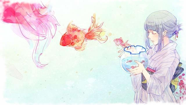картинки аниме малыши: