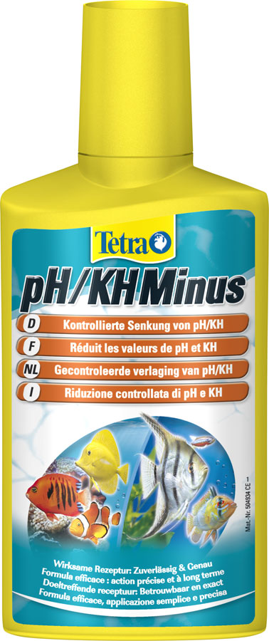 Tetra ph-kh minus инструкция