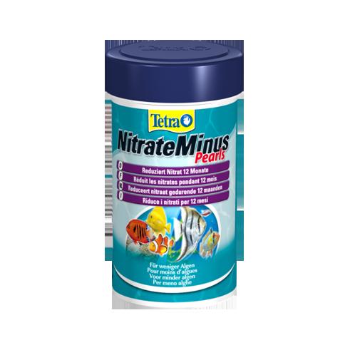 Nitrate minus pearls tetra инструкция