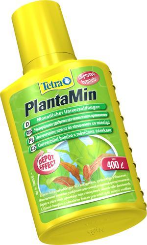 Tetra plantamin инструкция
