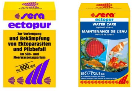 эктопур сера инструкция