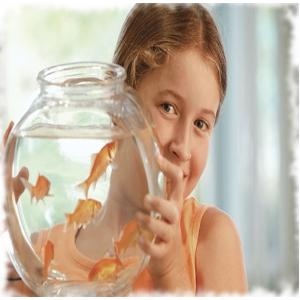 Аквариум и рыбки для детей: советы родителям!