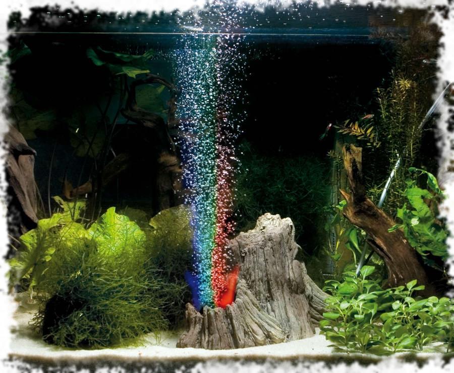 Ландшафт аквариума