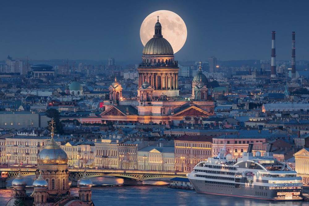 Санкт-Петербург красиво