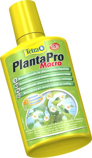 Tetra PlantaPro Macro надпись