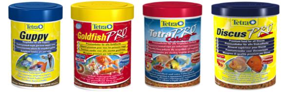 аквариумные корма tetra