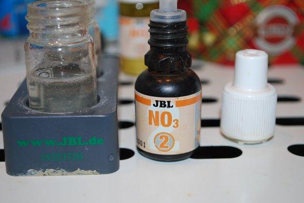 Тесты на нитраты, главное - хорошо потрясти!