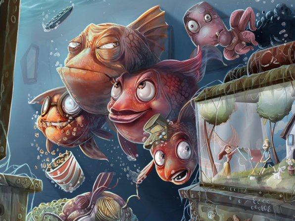 Чистильщики и санитары аквариума: рыбки, креветки, улитки