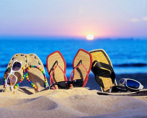 Аквариум: командировка, отпуск, как совместить?