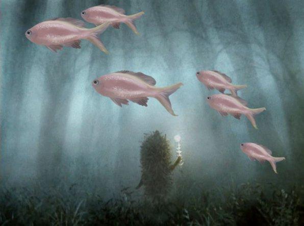 Мутный аквариум, что делать?