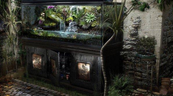 Происхождение и значение слова аквариум