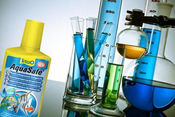 Тестируем Tetra AquaSafe