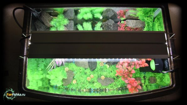 Светодиодный светильник Laguna для аквариума