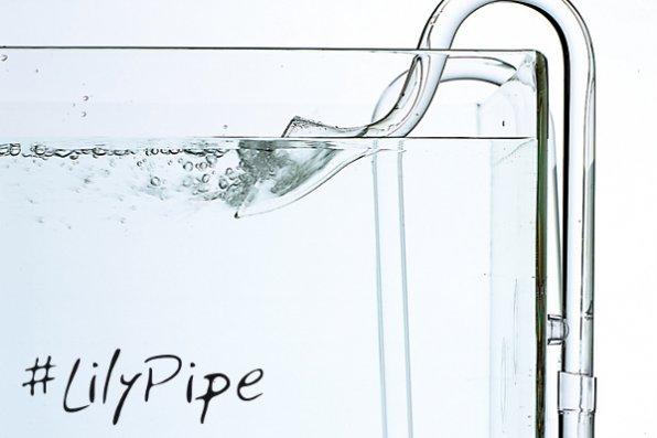 Lily Pipe для аквариума