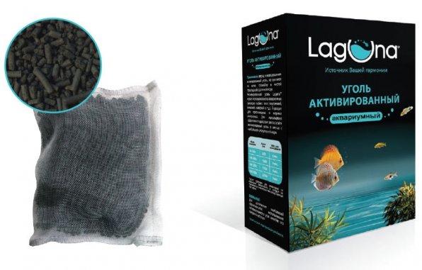 Уголь для аквариума Laguna