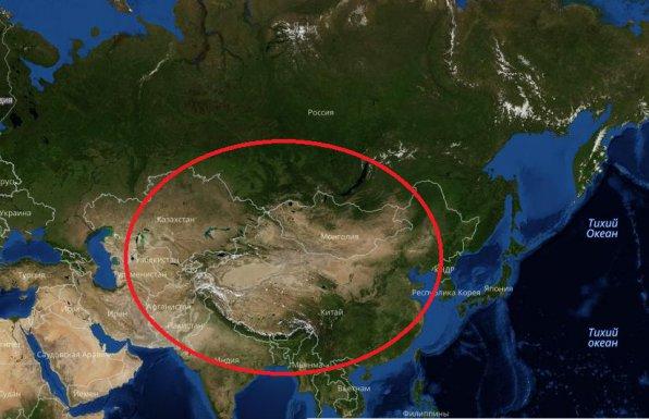 Среднеазиатская черепаха ареал обитания