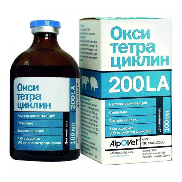 Окситетрациклин для лечения аквариумных рыб