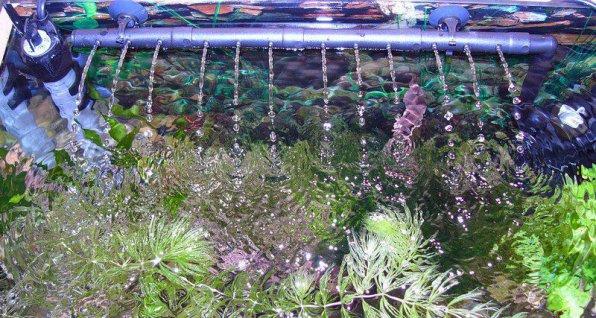 Флейта внешнего аквариумного фильтра