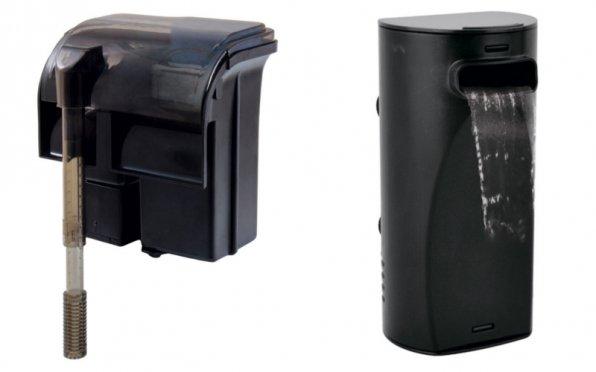 Навесные фильтры для аквариума