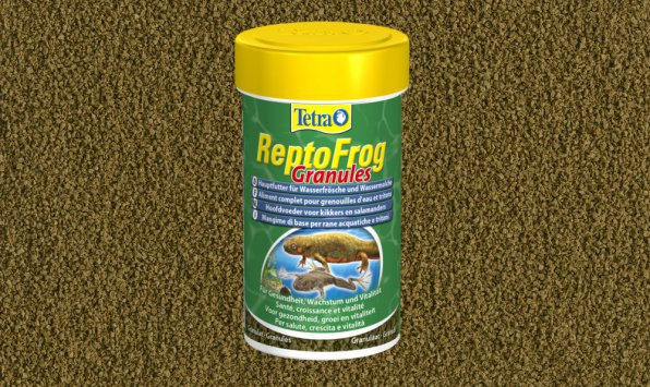 Корм Тетра для лягушек