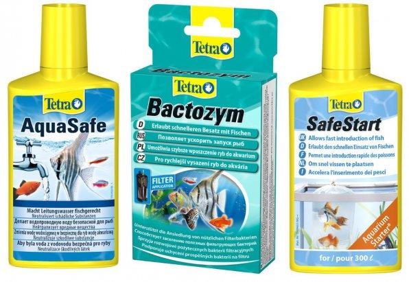 Препараты для запуска аквариума