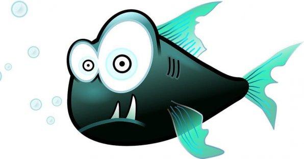 Рыбка на втыке от азотистых )))