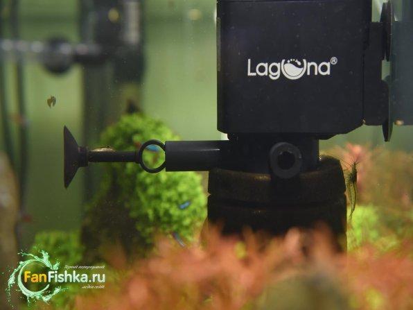 Как уменьшить поток аквариумной помпы