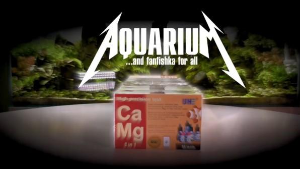 Недорогие и круты капельные тесты для аквариума