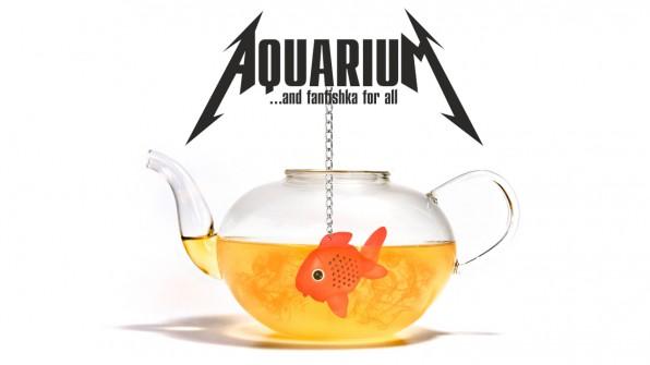 Применение чая в аквариуме - хитрый лайфхак!