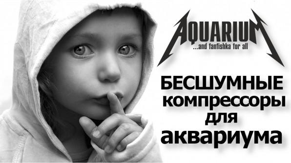 Компрессоры для аквариума: ТОП-5 лучших