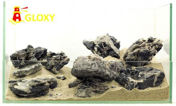 """Камень Gloxy """"Белый тигр"""""""