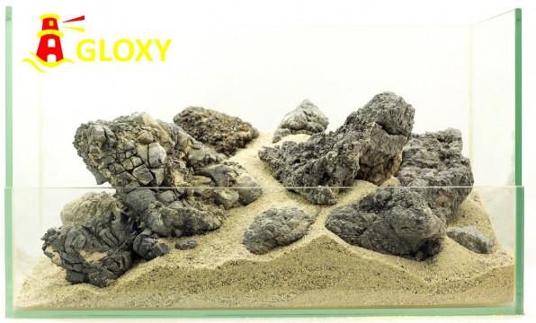 """Камень Gloxy """"Реликт"""" ибн """"Серая гора"""" =)"""