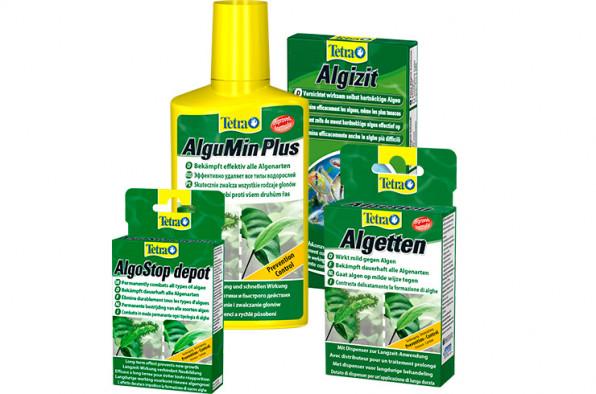 Препараты от водорослей в аквариуме